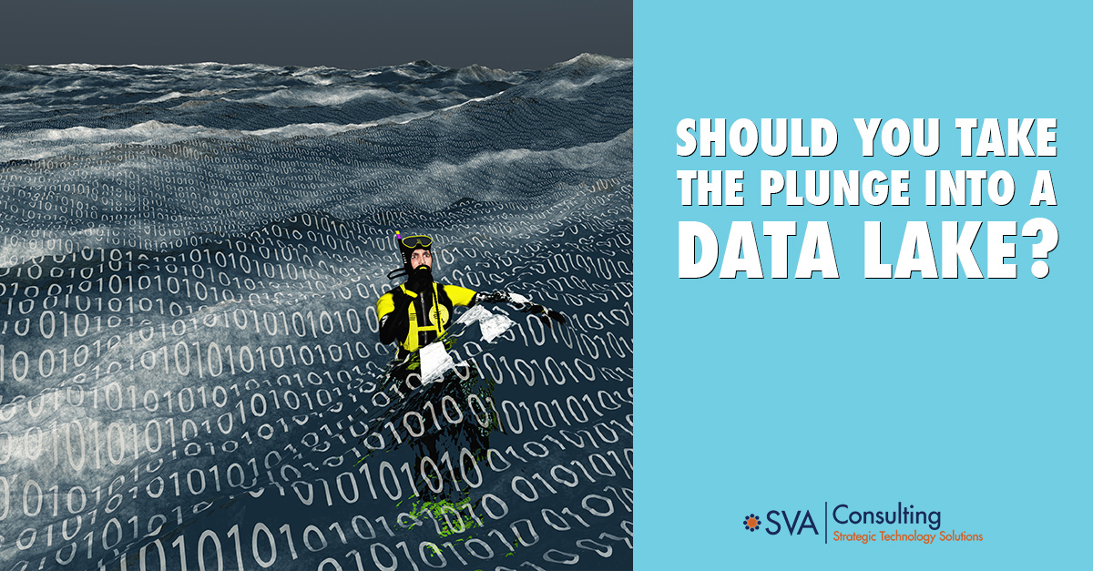 Should You Take the Plunge Into a Data Lake?